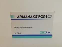 ARMANAKS FORT 500MG TABLET