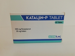 KATALJIN-P 20 TABLET